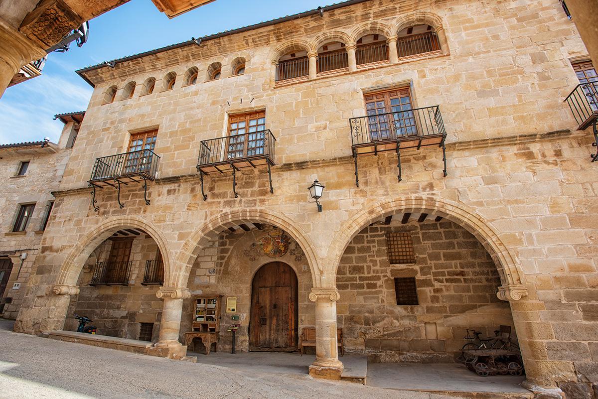 Palacio de la encomienda