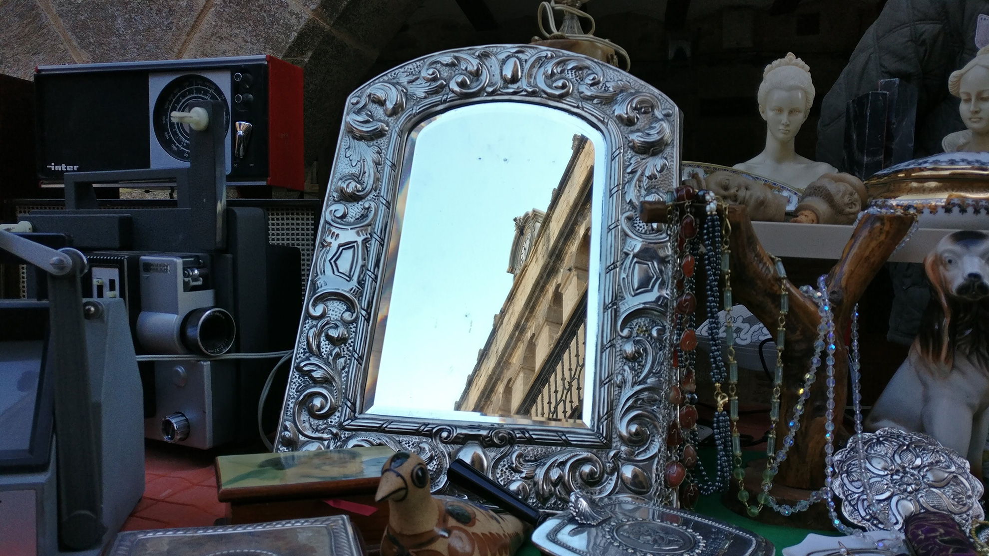 Feria de Antigüedades, Artes y Oficios