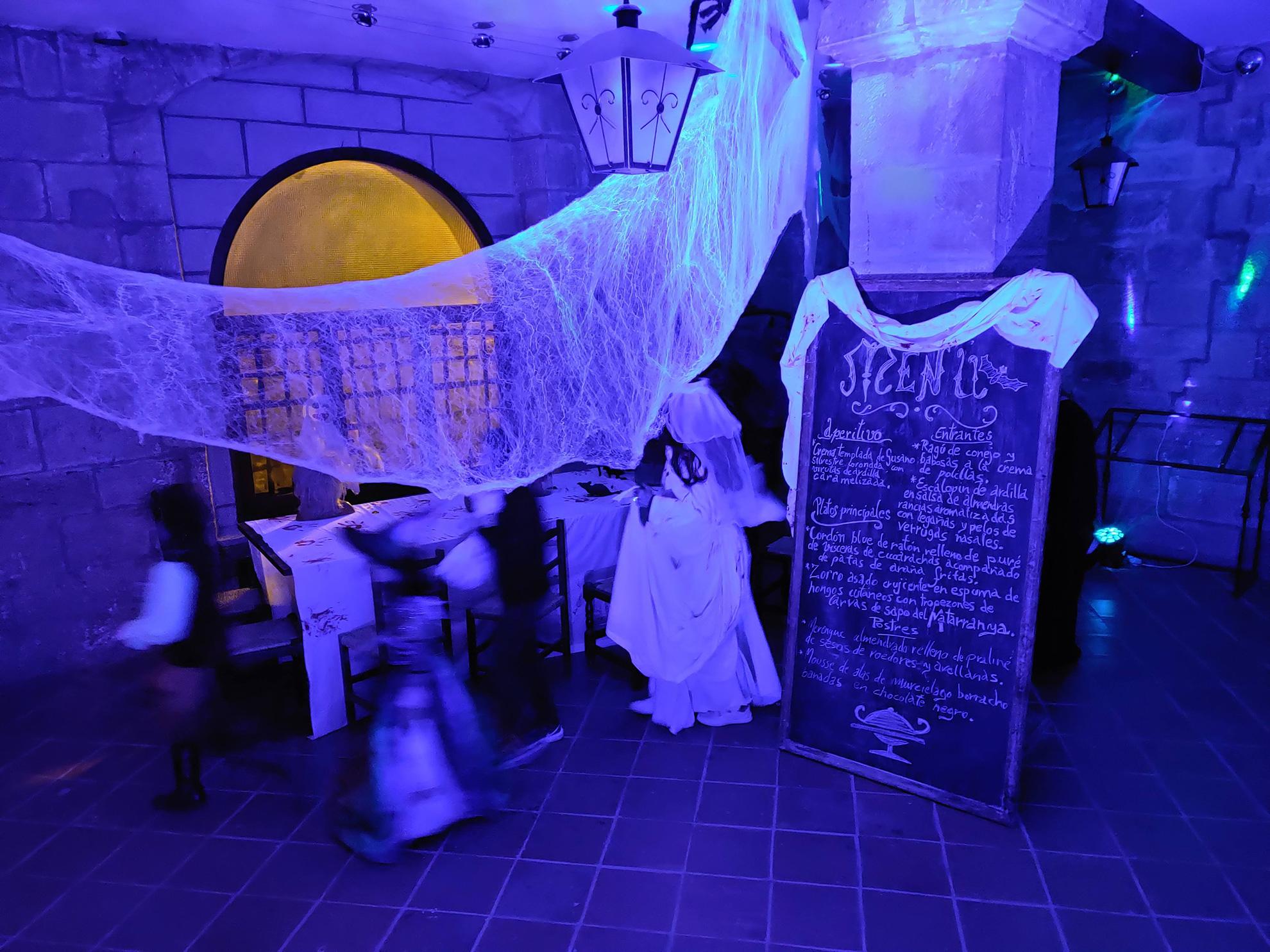 Fiesta infantil de Halloween