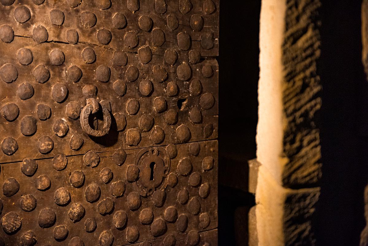 Puerta del campanario